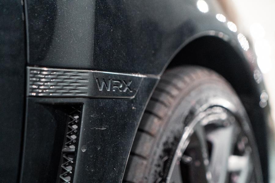 wrx detailing