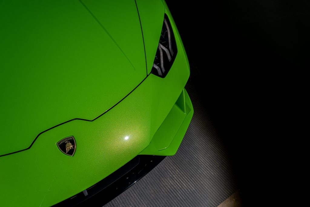Huracan Fixed Imperfection Front