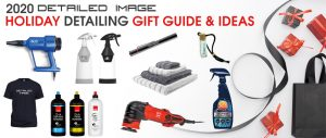 2020 Holiday Detailing Detailing Gift Guide & Ideas
