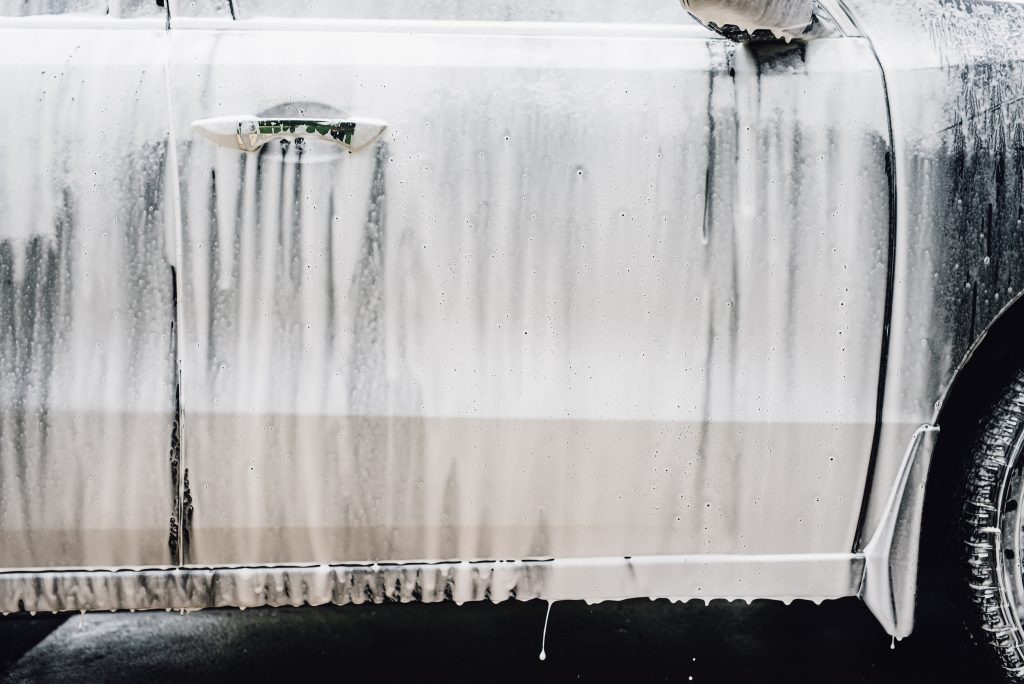 foamed panel