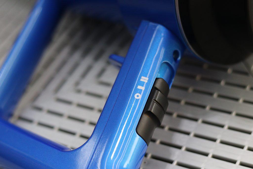 AIR-S Power Button