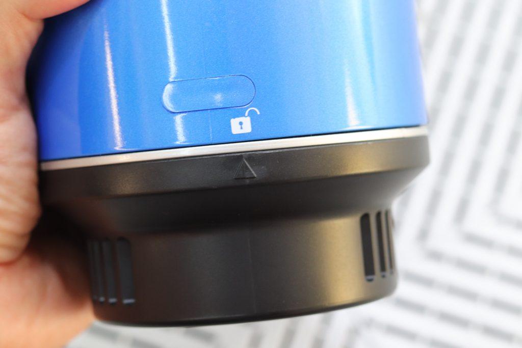 AIR-S Filter Cap