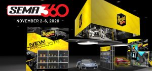 Meguiar's SEMA360 2020 Show