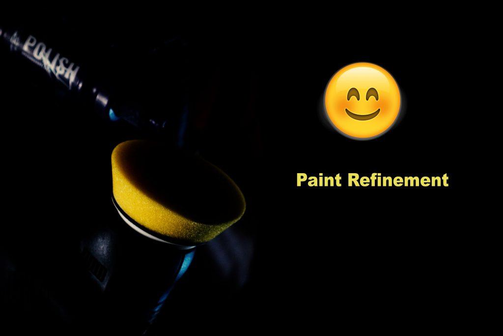 Paint Refinement