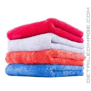 eagle edgeless towels