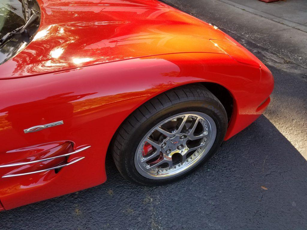 Sportscar Low Profile Tires