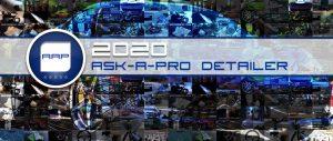 2020 Ask-a-Pro Detailer Recap