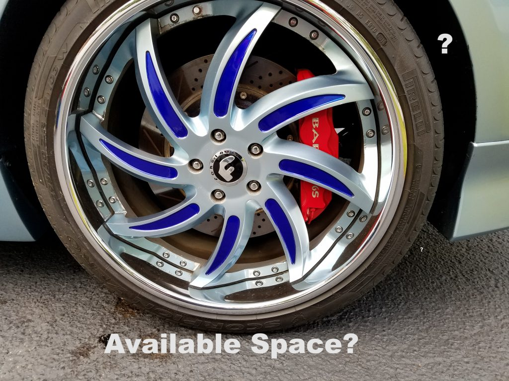 Wheel Well Space