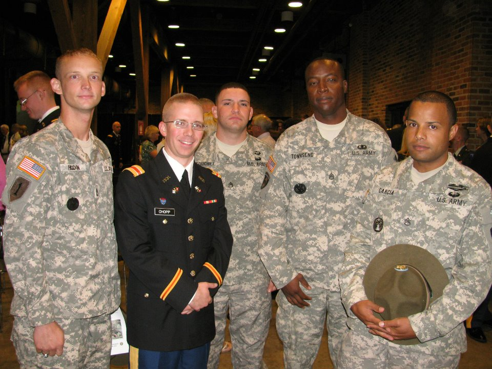 Commissioning as a 2nd Lieutenant