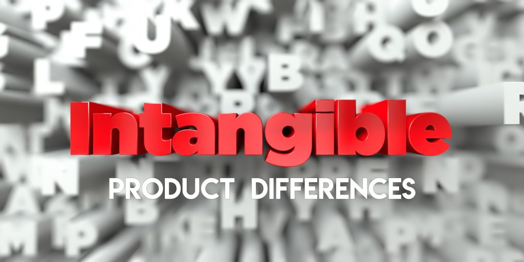 Product Intangibles