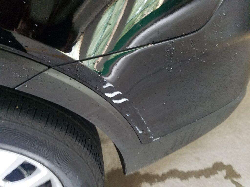 panel damage