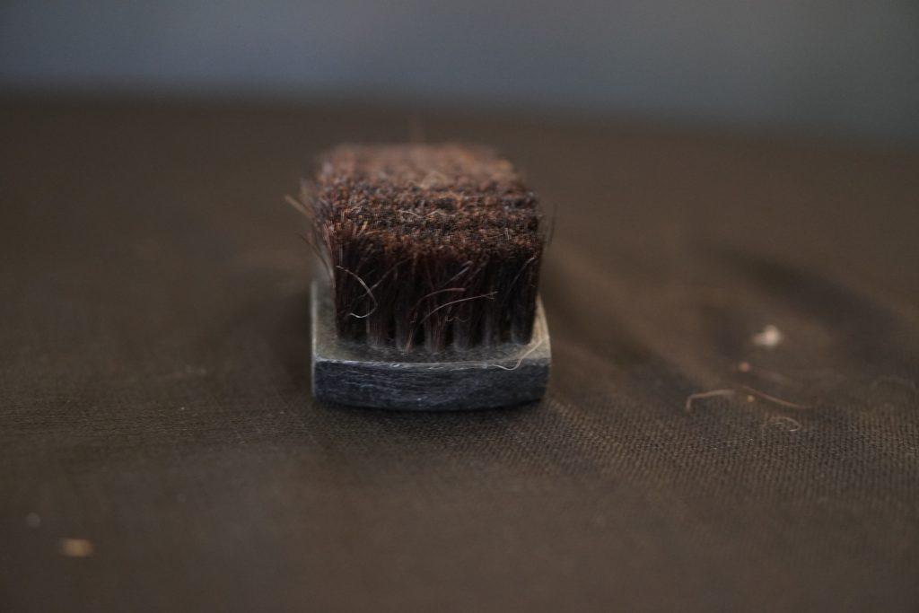 DI Brushes Horse Hair Upholstery Brush