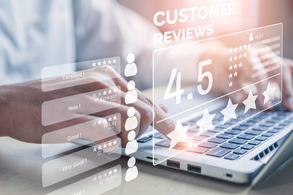 Detailing Customer Reviews