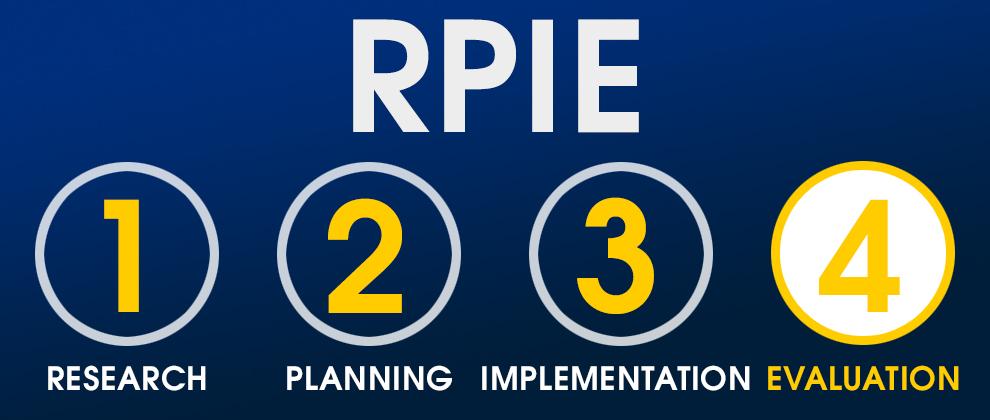 RPIE - Step 4 - Evaluation