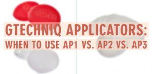 Gtechniq Applicators: When to use AP1 vs. AP2 vs. AP3