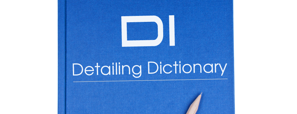 Detailing Dictionary Auto Detailing Guide - Detailed Image