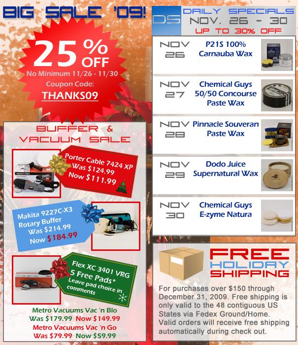 2009 Detailed Image Big Sale
