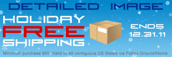December 2011 Holiday Free Shipping