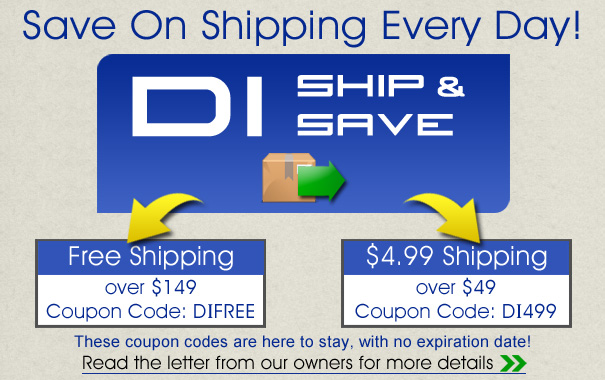 DI Ship and Save