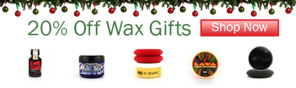 20% Off Wax Gifts