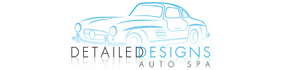 Detailed Designs Auto Spa Logo