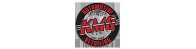 KMG Detailing Logo