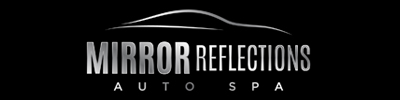 Mirror Reflections Auto Spa Logo