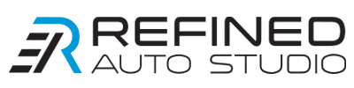 Refined Auto Studio Logo