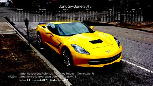 Rodney Tatum Wallpaper 2018 Calendar 1