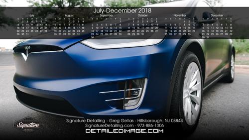 Greg Gellas Wallpaper 2018 Calendar 2