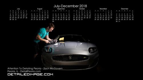 Zach McGovern Wallpaper 2018 Calendar 2