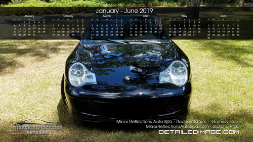 Rodney Tatum Wallpaper 2019 Calendar January - June