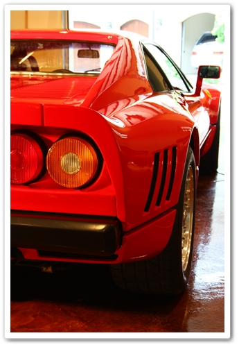 1985 Ferrari 288 GTO professionally detailed