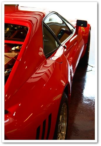 1985 Ferrari 288 GTO professionally detailed by Esoteric Auto Detail of Columbus, Ohio