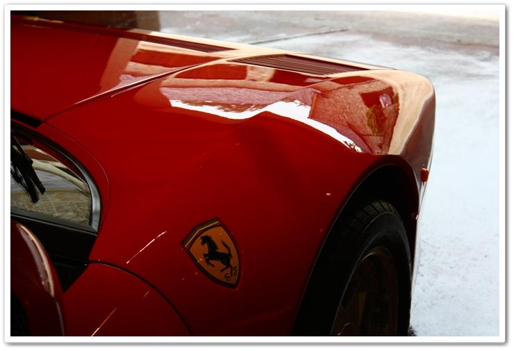 1985 Ferrari 288 GTO front passenger view
