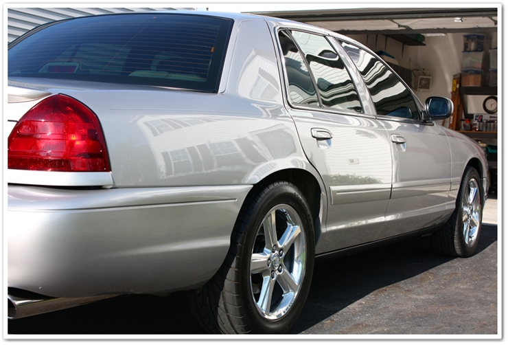 2004 Mercury Marauder detailed by Esoteric Detail