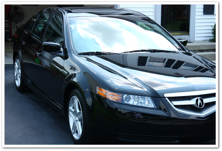 Acura TL In Nighthawk Black Pearl Part Ask A Pro Blog - Acura tl decals