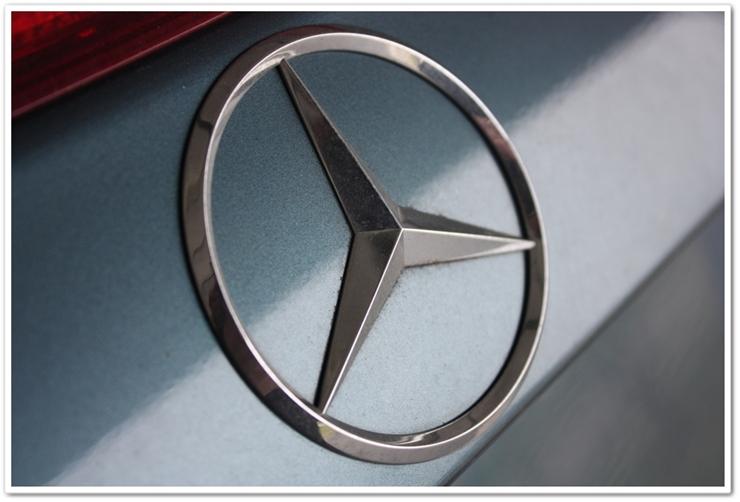 Before detailing Mercedes emblem