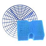 Grit Guard Grit Guard Insert and Lake Country Blue Grout Sponge