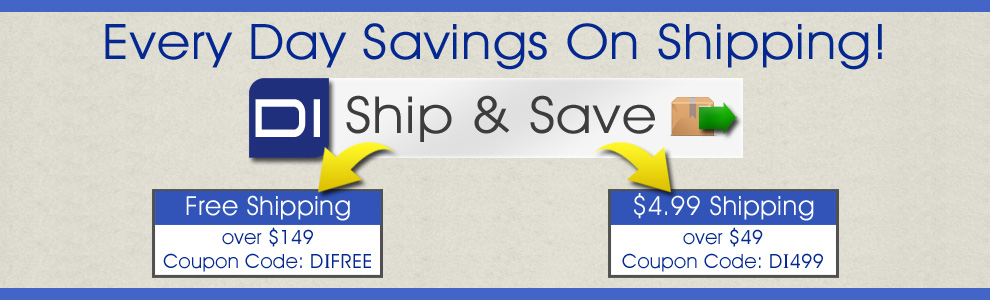 Detailed Image Ship and Save Coupon Codes