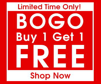 Limited Time Only - BOGO Buy 1 Get 1 Free - Shop Now