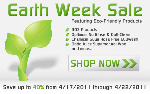 Eco-Friendly Detailing Products