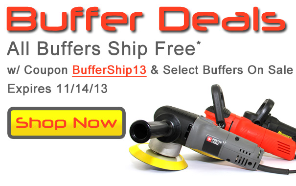 Buffer Deals - Free Shipping On All Buffers Using Coupon BufferShip13 and Select Buffers On Sale - Shop Now