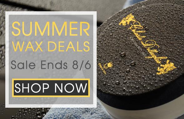 Summer Wax Deals - Shop Now