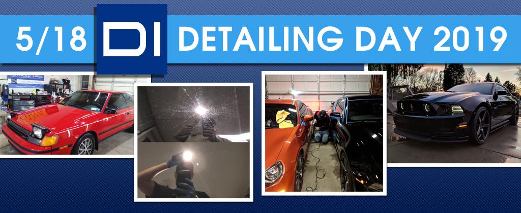 DI Detailing Day 2018