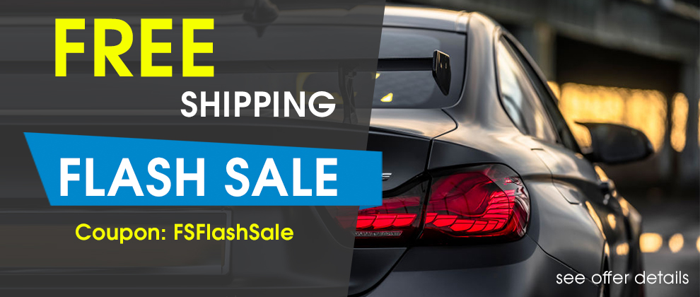 Free Shipping Flash Sale - Coupon FSFlashSale - see offer details