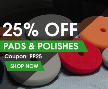 25 Off Pads  Polishes