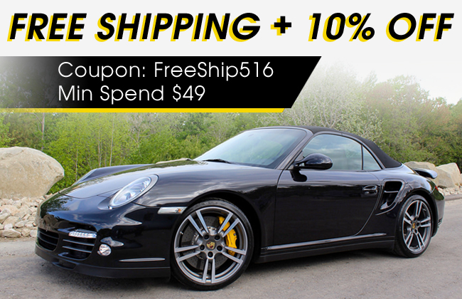 Free Shipping + 10% Off - Coupon: FreeShip516