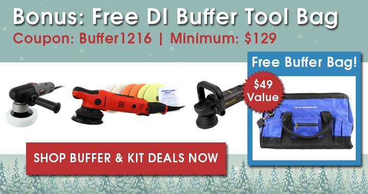 - Coupon: Buffer1216 - Minimum: $129 - Shop Buffer & Kit Deals Now