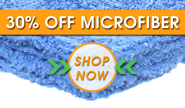 30% Off Microfiber! Shop Now